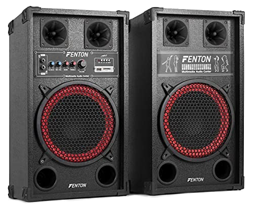 Skytec SPB-10 - Kit bafles karaoke,...