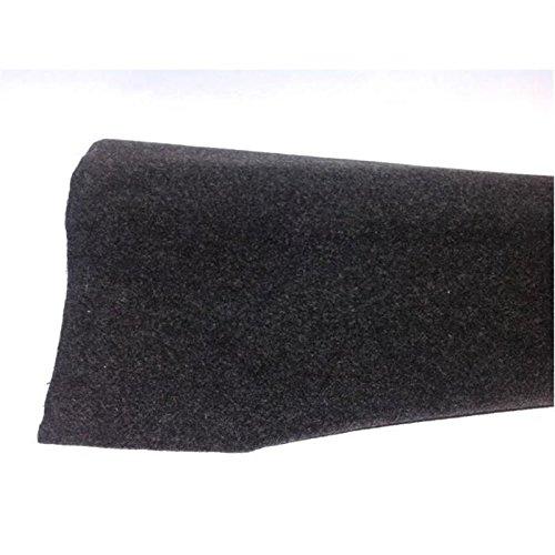 Moqueta adhesiva acústica 140x 70cm color gris