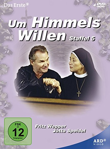 Um Himmels Willen - Staffel 5 (4 DVDs)