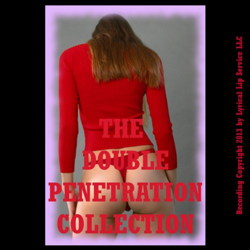 The Double Penetration Collection audiobook cover art