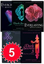 Kiss By an Angel Series 5 Books Set Collection; Dark Secrets, Dark Secrets2, Dark Secret 3, Evercrossed, Everlasting - Eli...