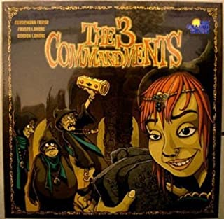 Three Commandments Game by Rio Grande Games