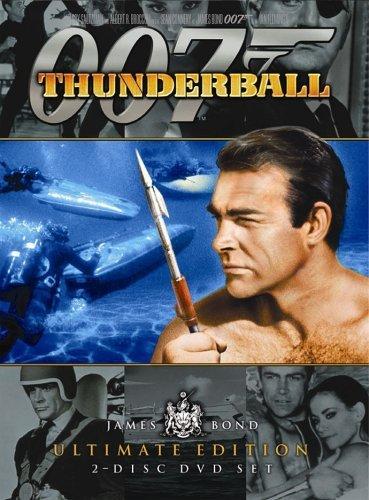 James Bond - Thunderball (Ultimate Edition 2 Disc Set) [Edizione: Regno Unito] [Edizione: Regno Unito]