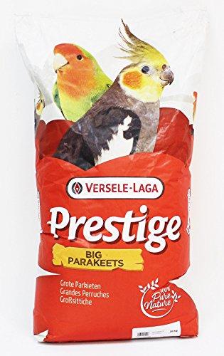 Versele Laga Prestige Aliment à oiseaux pour inséparables et nymphes 20 kg