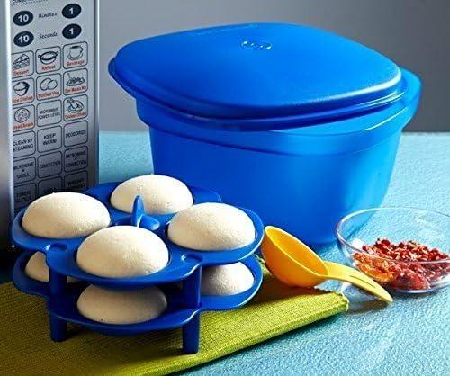 Tupperware Multi-Cook Plastic Multipurpose Cooking Tool (Blue)