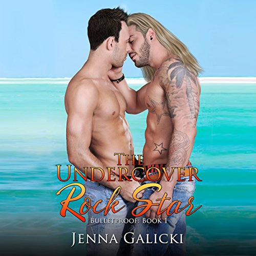 The Undercover Rock Star audiobook cover art