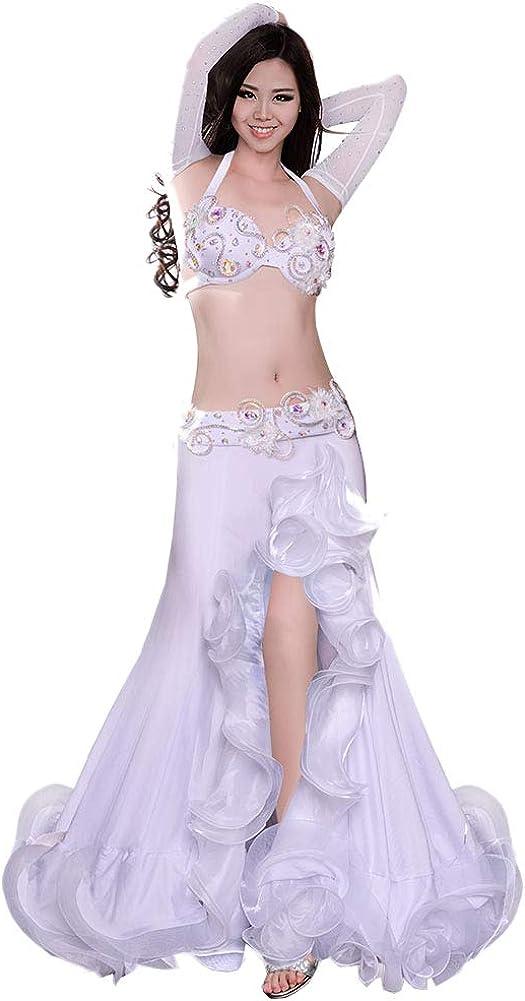 ROYAL SMEELA Belly Dance Costume Ski Set for Dancing Women half Detroit Mall