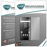 Slabo 4 x Displayschutzfolie für Sony Xperia Z5 Premium Displayfolie Schutzfolie Folie Zubehör No Reflexion MATT