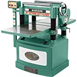 """Grizzly Industrial G1033X - 20"""" 5 HP Helical Cutterhead Planer"""
