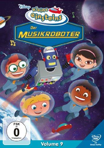 Kleine Einsteins, Volume 09 - Der Musikroboter