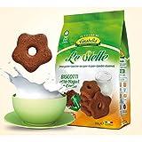 Farabella Estrellas Yogur Y Galletas de cacao sin azúcar Sin Gluten 300g