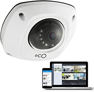 OCO Dome 1080p Monitoring Camera with SD Card and Cloud Storage