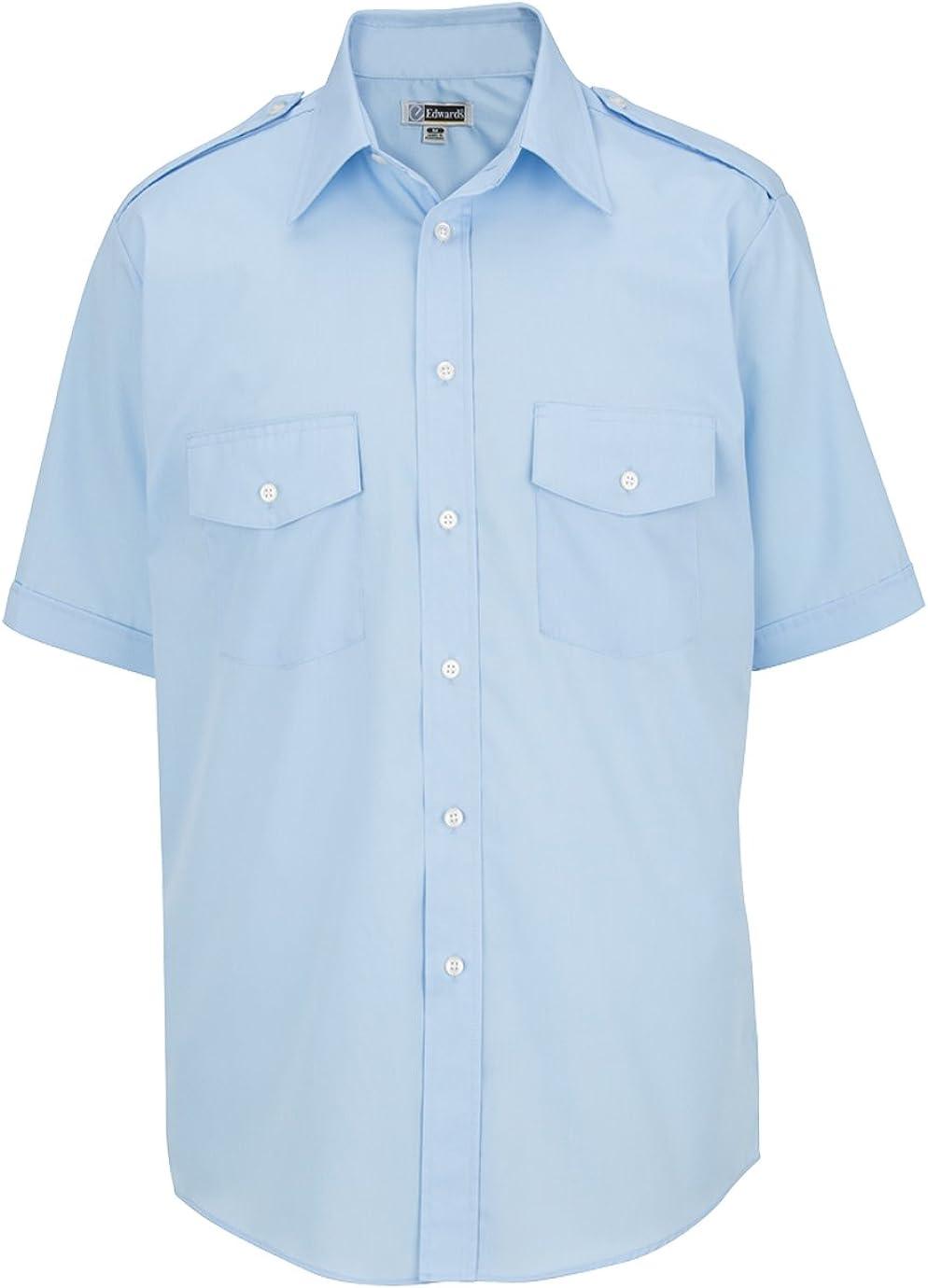 Edwards Garment Men's Performance Security Shirt