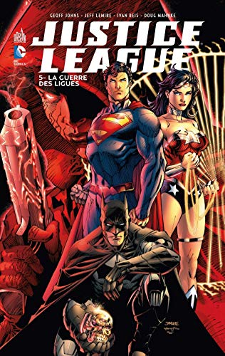 Justice League tome 5