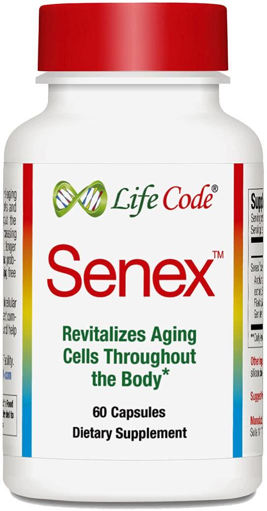 Senex Max 44% OFF Senolytic Complex With Fisetin Revitalizes NR Apigenin Credence