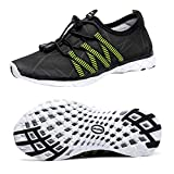 AMAWEI Boys Girls Water Shoes Kids Quick-Dry Lightweight Barefoot Beach Shoes Athletic Sneakers Aqua Sports Shoes for Swimming,Diving,Walking,Yoga …