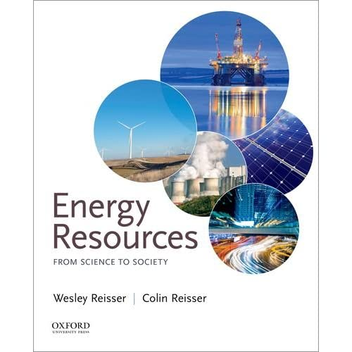 Energy Resources:  From Science to Society