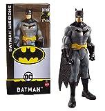 BB Mattel GCK97 - Batman Figura de acción de Batman Missions Original DC Kids, Multicolor, 15 cm