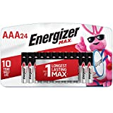 Energizer AAA Batteries (24 Count),...