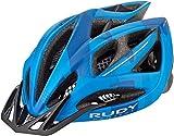 Rudy Project Airstorm MTB - Casco de Bicicleta - Negro/Azul petróleo Contorno de la Cabeza L | 59-61cm 2019