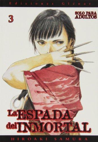 La espada del inmortal 3 (Seinen Manga)
