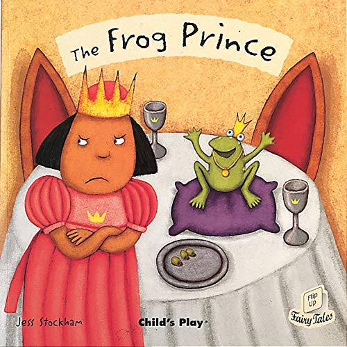 Frog Prince (Flip-Up Fairy Tales)