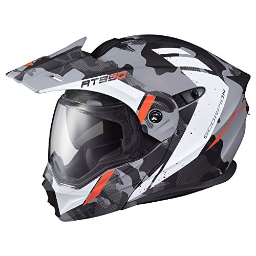 ScorpionEXO EXO-AT950 Outrigger Helmet (Matte Grey - XX-Large)