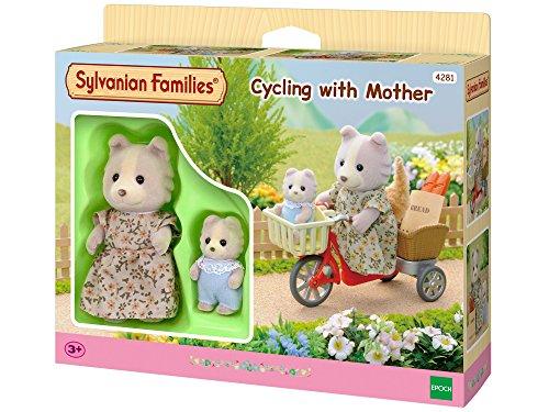 Sylvanian Families - 4281 - La Bicicletta Per Adulti