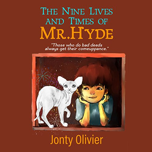 The Nine Lives and Times of Mr. Hyde audiobook cover art