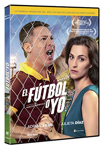El fútbol o yo [DVD]
