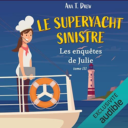 Le superyacht sinistre cover art