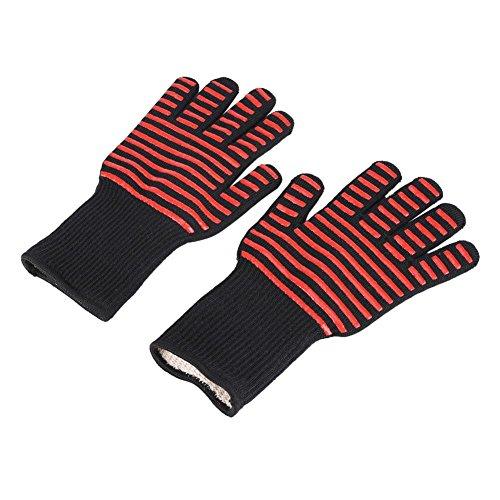 Fdit Keuken Koken Buiten BBQ Handschoenen Hittebestendige Oven Barbecue Grill Hittebestendige Handschoen