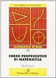 Corso propedeutico di matematica