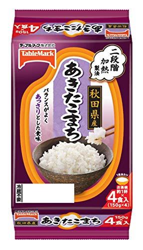 テーブルマーク 秋田県産あきたこまち(分割) 4食 ×8袋