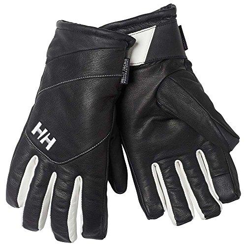 Helly Hansen Damen W Covert HT Glove Handschuhe, Black/White, XL