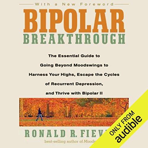 Bipolar Breakthrough audiobook cover art