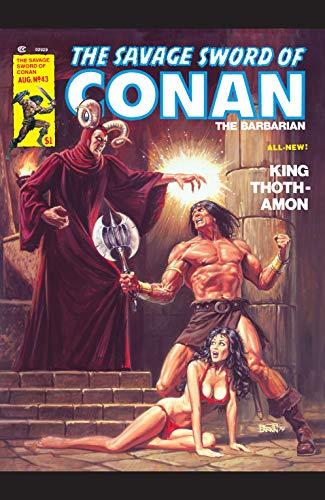 Savage Sword Of Conan (1974-1995) #43 (English Edition)