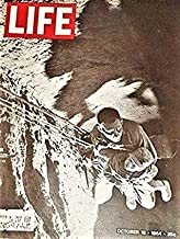Life Magazine October 16, 1964 -- Berlin Thriller: Escape by Tunnel
