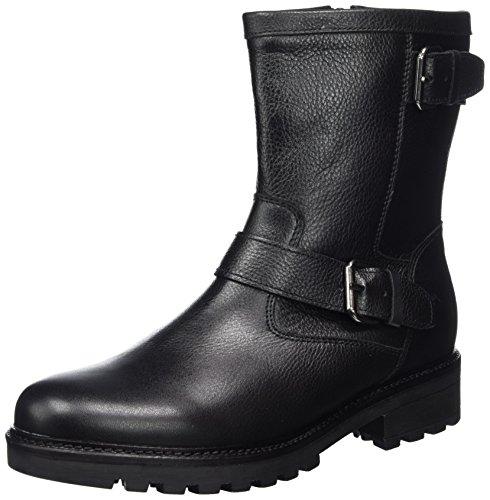 Gabor Shoes Gabor Shoes Damen Fashion Stiefel, Schwarz (87 Schwarz), 37 EU