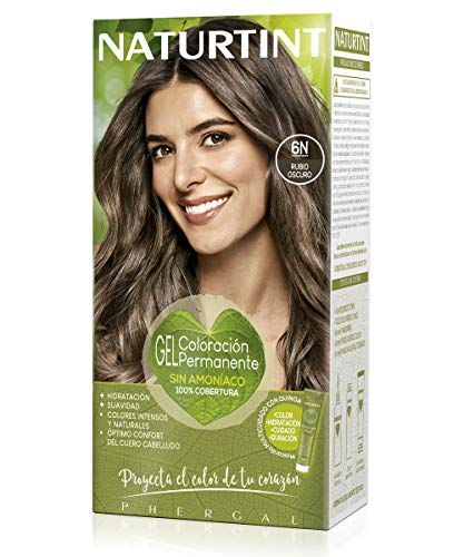 Tinte natural para cabello Naturtint