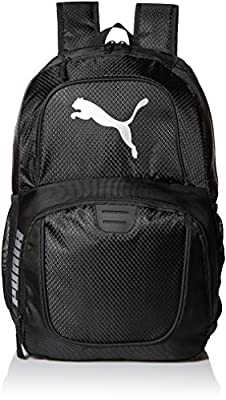 PUMA Men's Evercat Contender 3.0 Backpack, deep black, One Size
