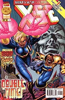 XSE Issue 1 November 1996 (X-men Spin off featuring Bishop & Shard )