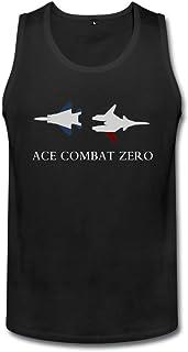 メンズ プライベートカスタム Ace Combat エース コンバット ベスト 体に合う Black