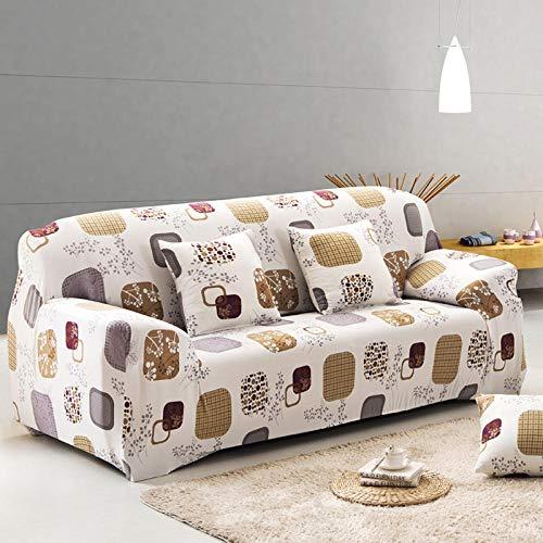 suave funda de sofá para sala de estar,fundas para sofátodo incluido antideslizante seccional en forma de L funda de sofá de esquina funda elástica para sofá 1/2/3/4 plazas-Plaid_2-plazas (14