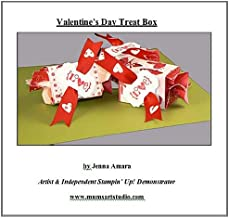 Valentine's Day Treat Box Tutorial