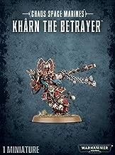 Games Workshop Warhammer 40,000 40K Chaos Space MArines Kharn the Betrayer