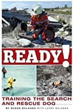 ready the training of the search and rescue dog