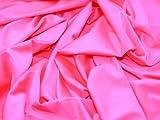 152,4cm breit all-way Stretch Lycra Kleid Stoff pink