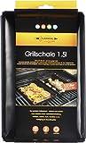 Durandal Grillschale 18x28x3cm | Wiederverwendbare Auflaufform für Elektrogrill, Camping Grill &...