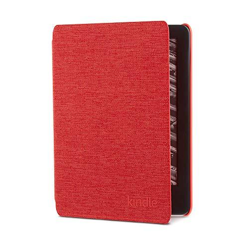 Custodia in tessuto per Kindle, rosso